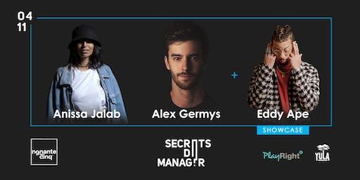 """Secrets de manager"" avec Anissa Jalab (Damso) & Alex Germys (Charlotte)"