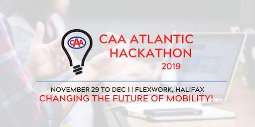 CAA Atlantic Hackathon 2019