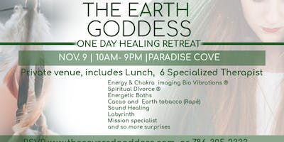 THE EARTH GODDESS ONE DAY RETREAT