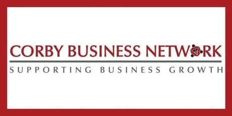 Corby Business Network November 2019 Meeting tickets