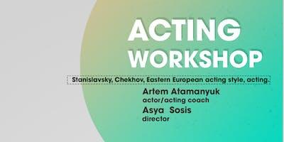 Acting Eastern European Style