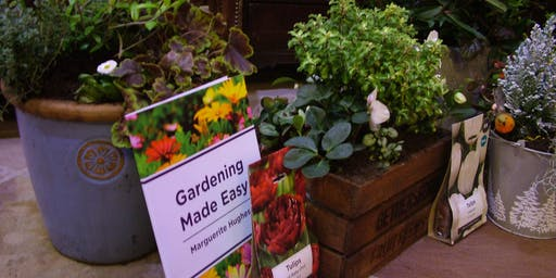 Christmas Garden Workshop