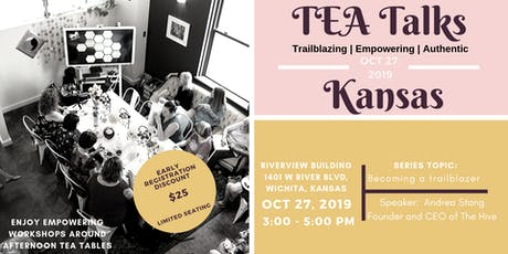 T-E-A Talks Kansas Workshop Series tickets