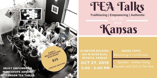 T-E-A Talks Kansas Workshop Series