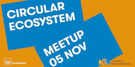 Circulair Noord-Holland | Ecosystem Meetup tickets