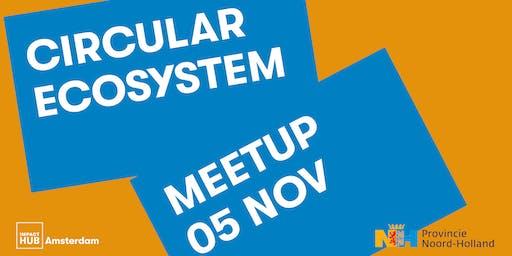Circulair Noord-Holland | Ecosystem Meetup