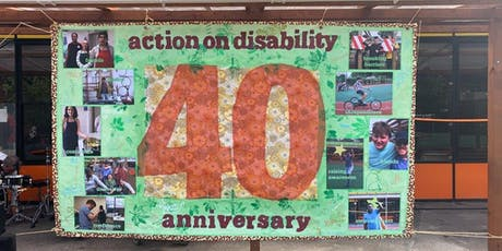 Action on Disability - 40th Anniversary & AGM tickets