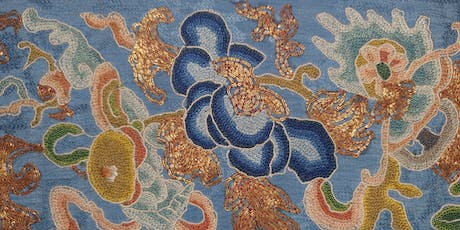 """Fabrics of a Decorative Character"" Curator Talk tickets"