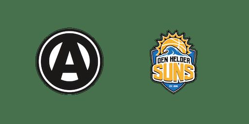 Apollo Amsterdam - Den Helder Suns