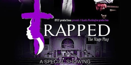 """Trapped"" The Stage Play"