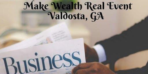 Make Wealth Real Super Sunday
