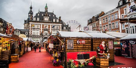 Kerstmarkt editie NAMEN tickets