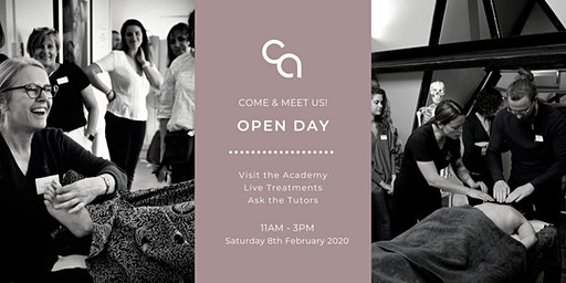 Cotswold Academy OPEN DAY 8th February 2020