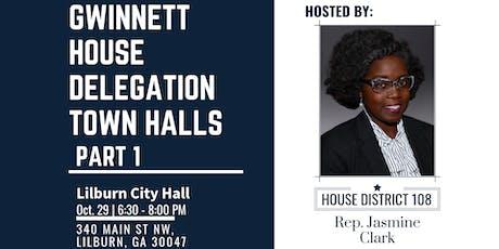 Gwinnett House Delegation Town Hall Series- Part 1 tickets