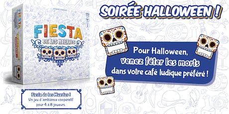 Soirée Fiesta de los Muertos tickets