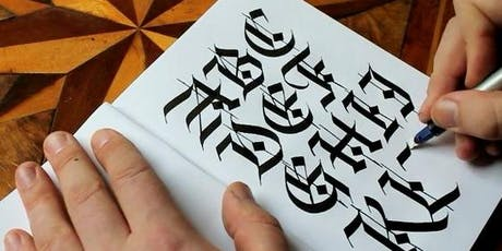 Curso Caligrafia bilhetes