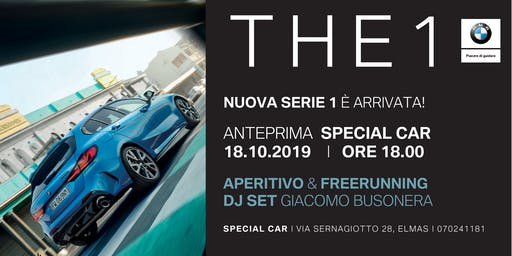 Nuova BMW Serie 1: evento di presentazione
