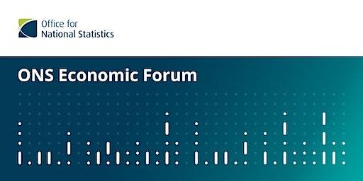 ONS Economic Forum - Manchester