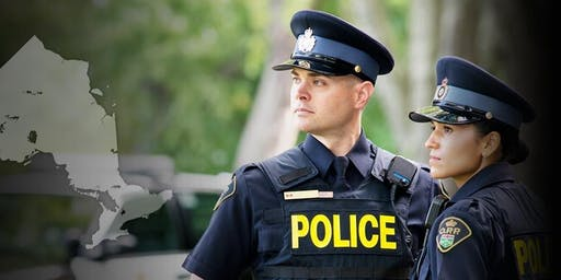 OPP Constable INFO Session (Conestoga College ) November 19, 2019