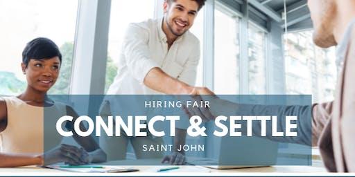 Connect & Settle Hiring Fair 2019