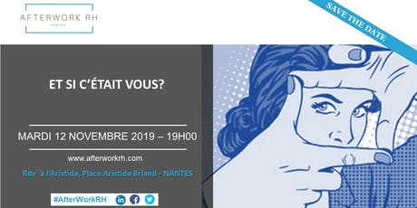 AFTERWORK RH NANTES 12 NOVEMBRE 2019 billets
