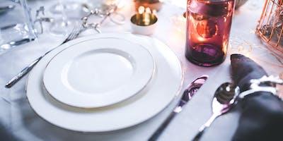 Dinner für den Gesellschaftlichen Zusammenhalt