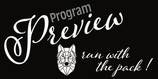 NGTC Program Preview 2019