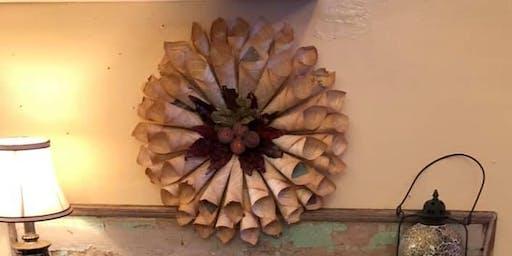Sanford DIY Arts and Crafts: Rustic Wreath Class