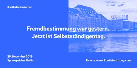 Selbstständigentag 2019 tickets