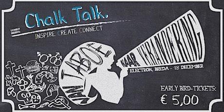 Chalk Talk #5: Van Taboe Naar Verandering tickets