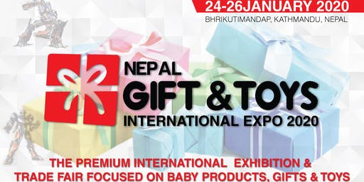 Nepal Gift and Toys Expo 2020