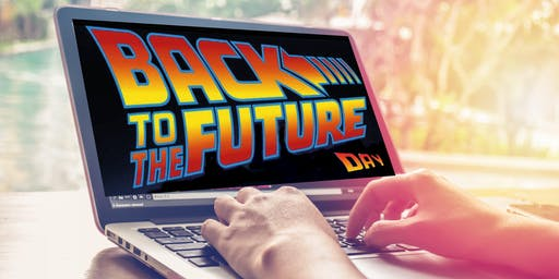 Back to the Future Day's Coding Club