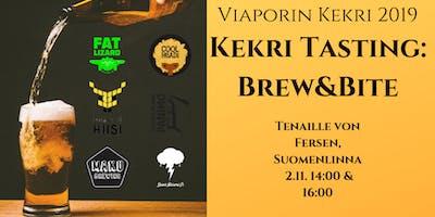 Kekri Tasting: Brew&****