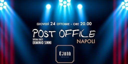 Post Office @ TAM | 24 ottobre 2019