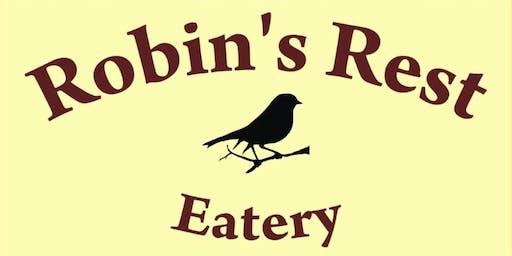Robins Rest - Sunday GREEN Ride