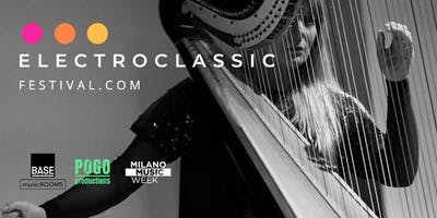 "FREQUENCIES - Floraleda (arpa, elettronica) @ BASE Milano ""La Capsula"""