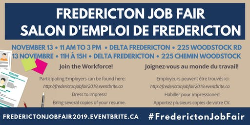Fredericton Job Fair