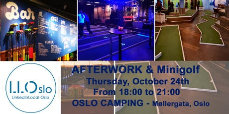 LLOSLO AFTERWORK & MINIGOLF tickets