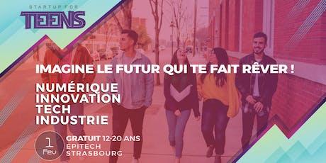 Startup For Teens Inspire - Strasbourg 1er Février billets