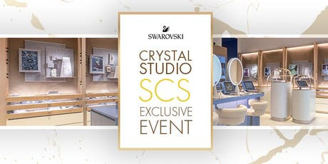 Crystal Studio SCS Exclusive Event biglietti