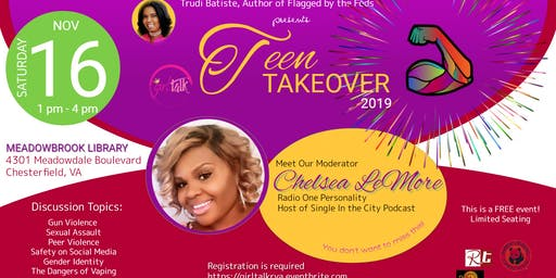 Girl Talk Uncensored: The Teen Takeover
