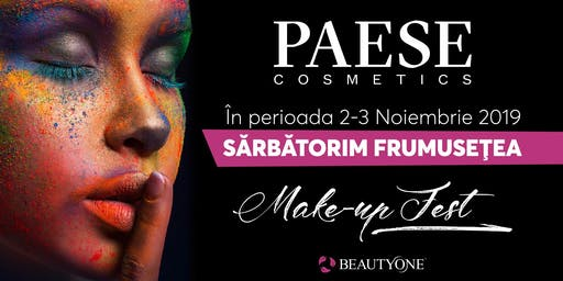 PAESE at Make-up Fest