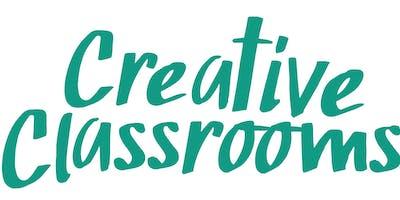 Creative Classrooms: Network event - Exploring pupil voice