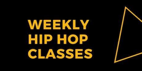 Hip Hop Dance Class tickets