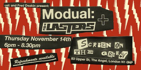 Modual + The Lasters tickets