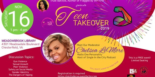 Girl Talk: The Teen Takeover