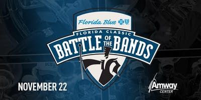 Florida Blue Florida Classic Battle of the Bands