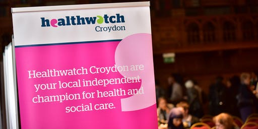 Healthwatch Croydon Annual Meeting
