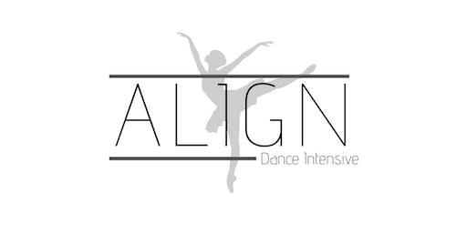 ALIGN Dance Intensive