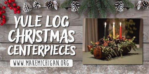Christmas Centerpieces - Dorr